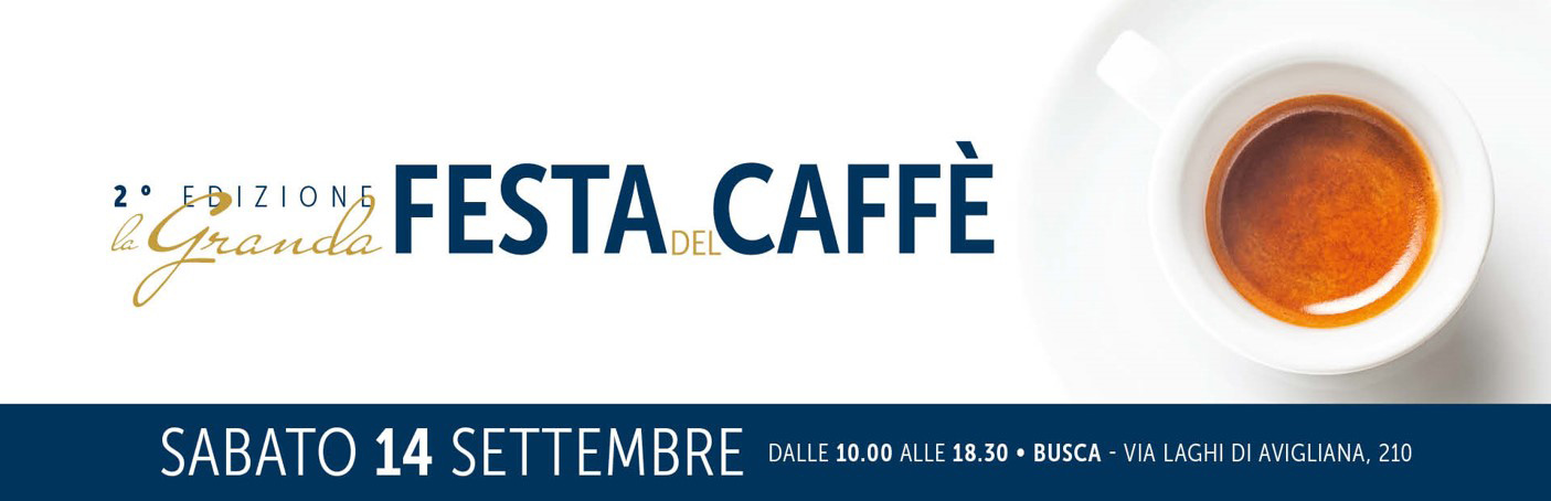 LA GRANDA FESTA DEL CAFFE'